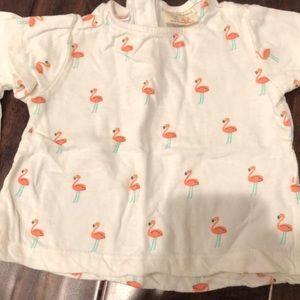 Zara baby girl t shirts